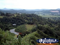 Nambour Dulong Lookout View . . . CLICK TO ENLARGE
