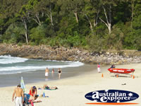 Beautiful Noosa Beach . . . CLICK TO ENLARGE