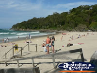 Noosa Beach . . . CLICK TO ENLARGE