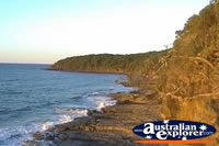 Noosa Heads National Park Shoreline . . . CLICK TO ENLARGE