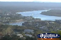 Noosa Laguna Lookout View . . . CLICK TO ENLARGE