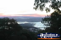 Scenic View from Noosa Laguna Lookout . . . CLICK TO ENLARGE