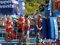 Noosa Triathalon Cyclists . . . CLICK TO ENLARGE