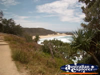 North Stradbroke Island
