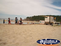 North Stradbroke Island - Beach