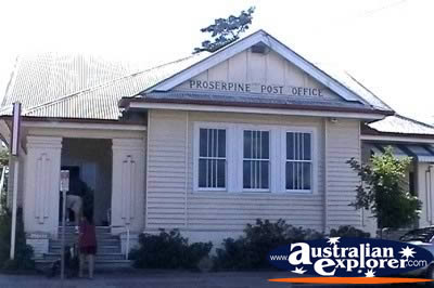 Proserpine Post Office