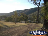 Great Dividing Range on the Cunningham Highway . . . CLICK TO ENLARGE