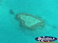 Heart Reef from a Seaplane . . . CLICK TO ENLARGE