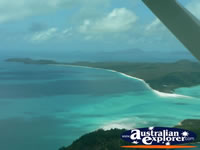 View of Ocean from Seaplane . . . CLICK TO ENLARGE