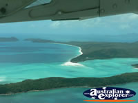 View of Islands from Seaplane . . . CLICK TO ENLARGE