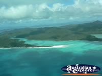 View of Beautiful Islands from Seaplane . . . CLICK TO ENLARGE