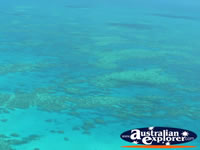 View of Reefs from Seaplane . . . CLICK TO ENLARGE