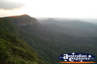 Springbrook Landscape from Best Of All Lookout Walk . . . CLICK TO ENLARGE