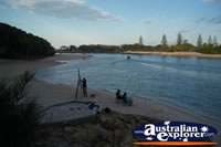 Tallebudgera Creek on the Gold Coast . . . CLICK TO ENLARGE