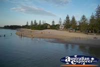 Tallebudgera Creek . . . CLICK TO ENLARGE