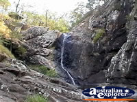 Tamborine Mountain Small Waterfall . . . CLICK TO ENLARGE