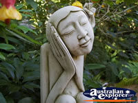 Beautiful Gardens in Tamborine Mountain . . . CLICK TO ENLARGE