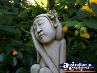 Gorgeous Sculpture in Tamborine Mountain . . . CLICK TO ENLARGE