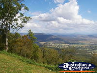 Beautiful Lookout from Tamborine Mountain . . . CLICK TO ENLARGE