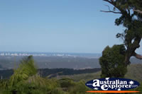 Gold Coast Hinterland Scenic Views from Tamborine Mountain Lookout . . . CLICK TO ENLARGE
