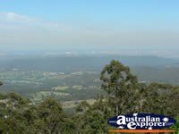 View from Tamborine Mountain . . . CLICK TO ENLARGE