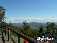 Tamborine Mountain Lookout . . . CLICK TO ENLARGE