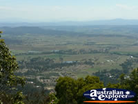 Beautiful View from Tamborine Mountain . . . CLICK TO ENLARGE
