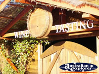 Tamborine Mountain Winery Cellar Door . . . CLICK TO ENLARGE
