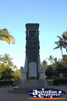 Townsville Anzac War Memorial . . . CLICK TO ENLARGE