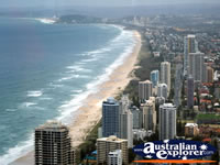 Gold Coast Beaches . . . CLICK TO ENLARGE