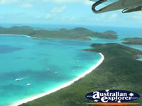 Beautiful Whitehaven Beach . . . CLICK TO ENLARGE