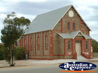 Orroroo Church . . . CLICK TO ENLARGE