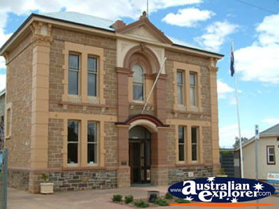 Orroroo Council . . . CLICK TO VIEW ALL ORROROO POSTCARDS