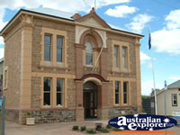 Orroroo Council . . . CLICK TO ENLARGE