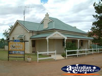 Orroroo Nanas Home Bed & Breakfast . . . CLICK TO ENLARGE