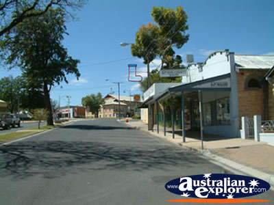 Waikerie Street Shops . . . CLICK TO VIEW ALL WAIKERIE POSTCARDS