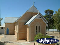 Waikerie Church . . . CLICK TO ENLARGE