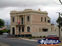 View of Strathalbyn Building . . . CLICK TO ENLARGE