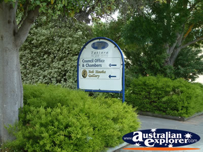 Bordertown Tatiara Council . . . CLICK TO VIEW ALL BORDERTOWN POSTCARDS