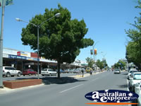 View Down Naracoorte Street . . . CLICK TO ENLARGE