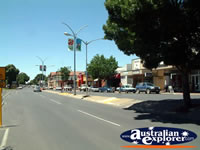 Naracoorte Street and Shops . . . CLICK TO ENLARGE