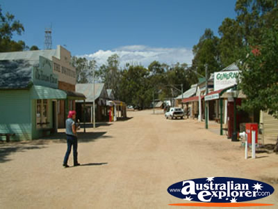 Loxton Historical Village Street . . . VIEW ALL LOXTON PHOTOGRAPHS