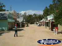 Loxton Historical Village Street . . . CLICK TO ENLARGE