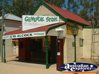 Loxton Historical Village General Store . . . CLICK TO ENLARGE