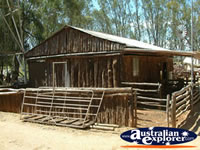 Loxton Historical Village Cottage . . . CLICK TO ENLARGE