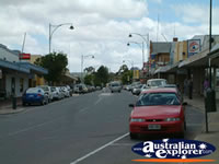 View Down Mannum Street . . . CLICK TO ENLARGE