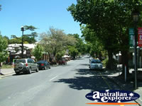 Hahndorf Street . . . CLICK TO ENLARGE