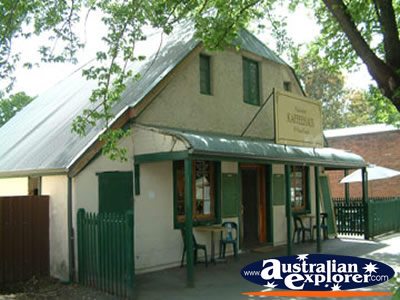 Hahndorf Building . . . VIEW ALL HAHNDORF PHOTOGRAPHS