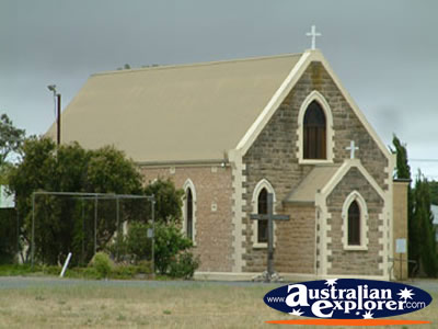 Tailem Bend Church . . . VIEW ALL TAILEM BEND PHOTOGRAPHS