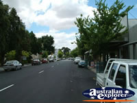Bordertown Street . . . CLICK TO ENLARGE